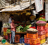 Local veggies, on the road to Jaipur