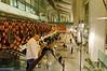 Arriving at Delhi Airport