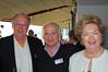 Ken, Irwin, & Meredith farewell reception Sestri Levante, Italy