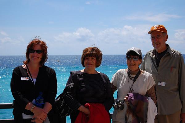 Kelley, Louise, Bertie, & Hoopie Monterosso, Italy