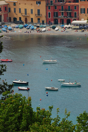 Bay of Fables Sestri Levante, Italy