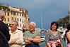 Interesting faces Portofino, Italy