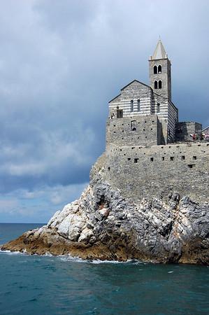 St. Peter's Church Portovenere, Italy