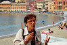 DAY 3 Our wonderful guide and leader, Antonella Cama Sestri Levante, Italy