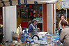 This gentleman had a wide array of items for sale Sestri Levante, Italy