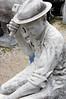 Miner of old Carrara, Italy