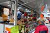 The market deli Sestri Levante, Italy