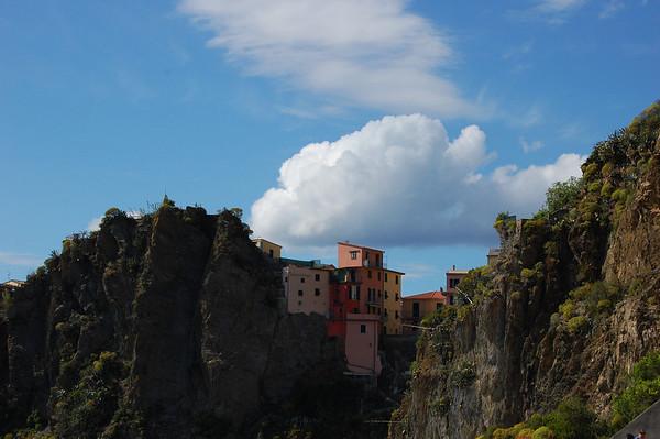 Manarola Via dell'Amore, Italy