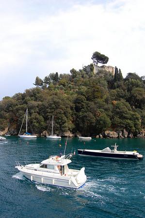 Portofino harbor scene - George Clooney, where are you? Portofino, Italy