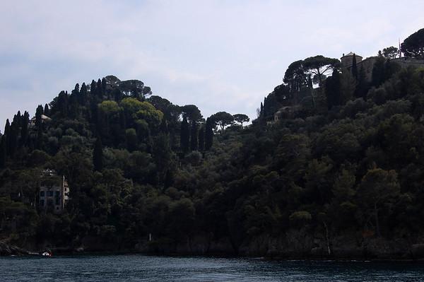 Harbor hillside Portofino, Italy