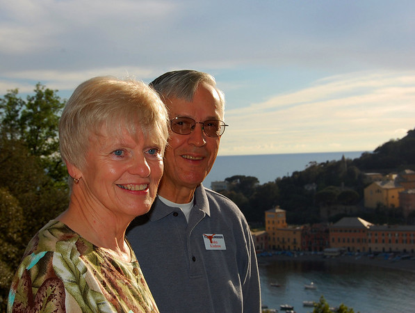 Mabel & John farewell reception Sestri Levante, Italy