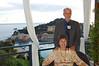 The photographer & Suzanne farewell reception Sestri Levante, Italy