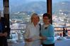 Susan & Antonella farewell reception Sestri Levante, Italy