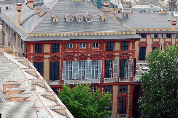 Rooftops Genova, Italy