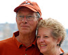 Our UT trip hosts, Jim & Susan Genova, Italy