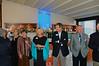 Robin, Carolyn, Jody, David, Don, almost Malcom farewell reception Sestri Levante, Italy
