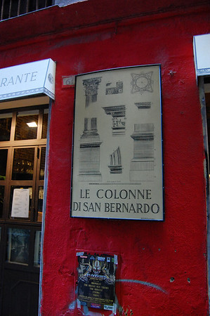 Lunch Genova, Italy