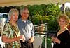 Mabel, John, & Robin farewell reception Sestri Levante, Italy