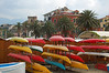 Boats in the harbor Sestri Levante, Italy