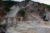 Quarry & bridge Carrara, Italy