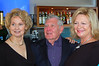 Robin, Charlie, & Jody farewell reception Sestri Levante, Italy