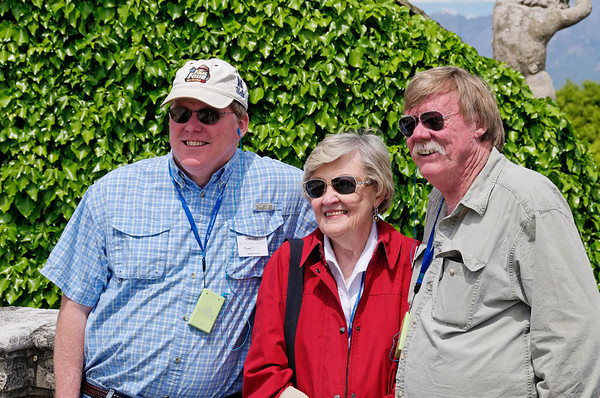 Tom, Mary, and Barc