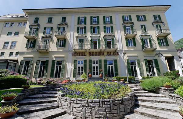 our hotel, Cernobbio