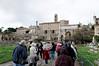 Rome, Italy; Roman Forum