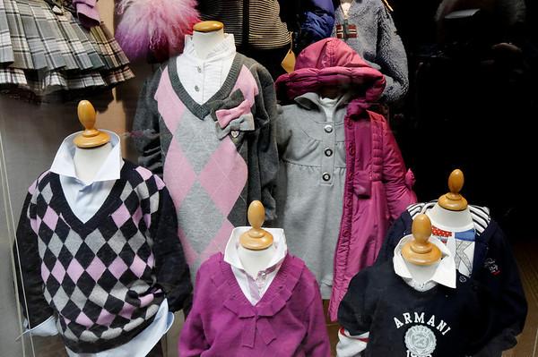 Kids' clothes, Oriveto