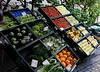 Orvieto, Italy; produce market La Boutique della Frutta