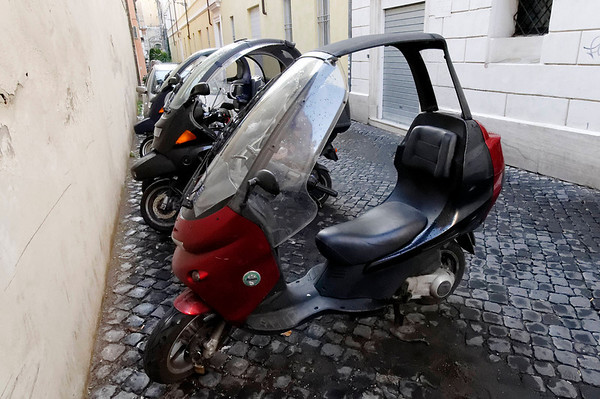 Rome, Italy; not sure how I feel about this