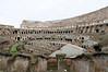 Rome, Italy; interior