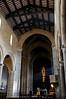 Inside simple church, Piazza della Repubblica, Orvieto