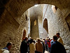 Perugia, Italy - under the city streets in a well-preserved sample of Etruscan life