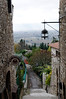 Assisi, Italy, view of the countryside