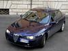 Alfa Romeo stealth police car