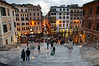 Rome, Italy; the Spanish Steps