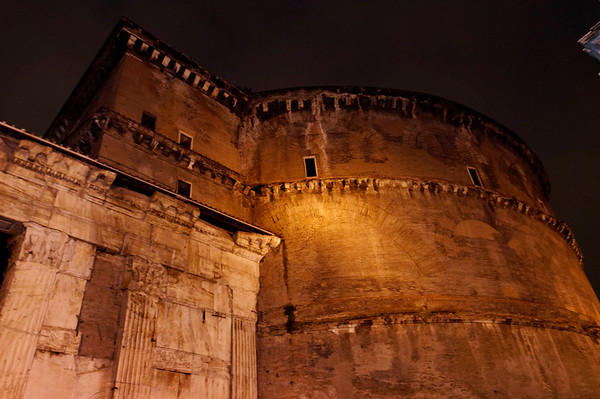Rome, Italy; the Pantheon