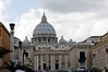 Rome, Italy; Vatican City, St. Peter's exterior