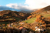 view from the balcony at Preci_DSC8755