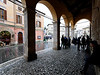 rainy day in Norcia on the square_DSC8414