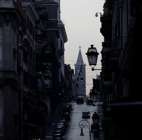 dawn view from Barberini square_DSC8313