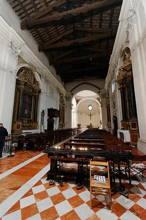 Benedictine church interior_DSC8415
