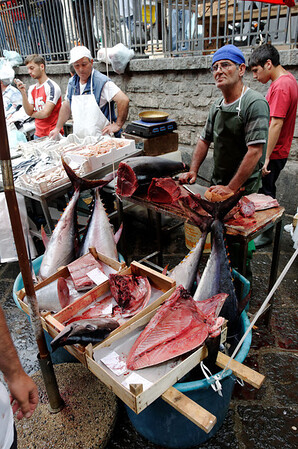 Tuna, Catania Sicily