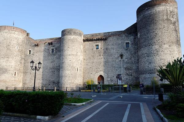 Castello Ursino, Catania Sicily