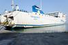 Car ferry, Catania to Naples