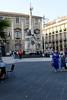 Catania's symbol, the elephant from volcanic rock