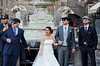 Sicilian wedding party, Catania