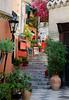Side path, Taormina, Sicily