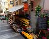 Side street, Taormina, Sicily